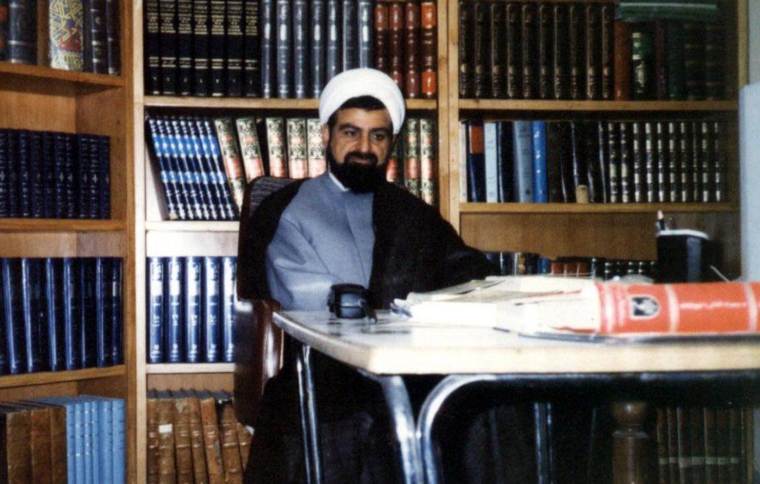 حجت الاسلام محمد دشتی