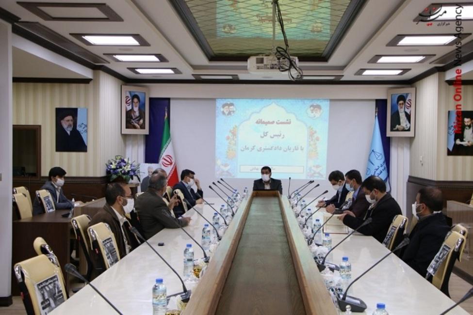 آمادگی ستاد دادگستری استان کرمان به منظور پشتیبانی از ایدهها و طرحهای حوزه قرآنی