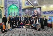 محفل انس با قرآن در اسلامشهر برگزار شد
