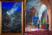 اثر جدید روحالامین با موضوع پیامبر رحمت (ص) رونمایی شد